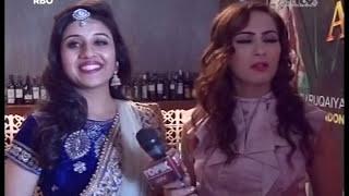 "getlinkyoutube.com-Wow.. 2 Gorgeous Queen of ""Jodha Akbar"" (Paridhi Sarma & Lavina Tandon) visit to Indonesia"