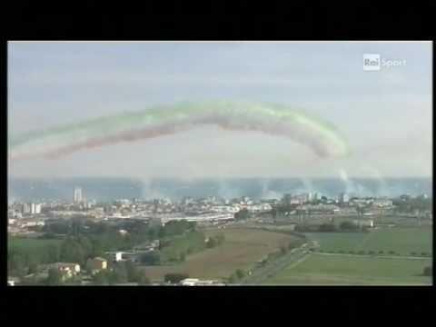 """""""Azzurro Tricolore"""" Jesolo Air Extreme 2011 - Frecce Tricolori (Parte 2/2)"""