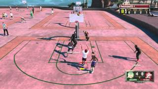 NBA 2K16 RED VS CHRIS GOT FAME