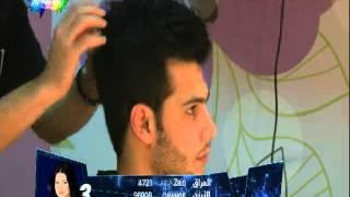 getlinkyoutube.com-رافاييل جاي يشوف حنان بعد ستايل جديد 1