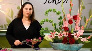 getlinkyoutube.com-Landscape Design Floral Arrangement