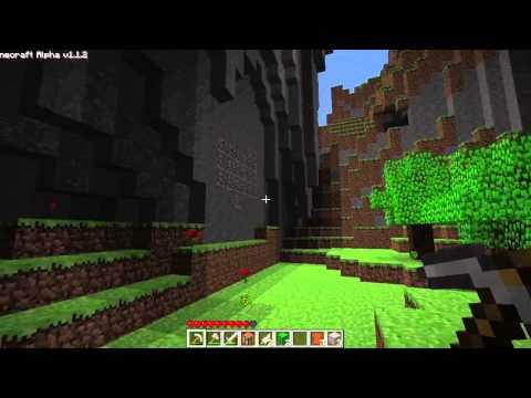 Minecraft Oldschool #1: Jak przetrwać pierwszą noc? ;D
