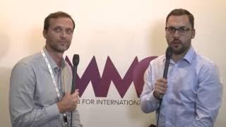 Dmexco 2016: Benoit Cacheux, Zenith