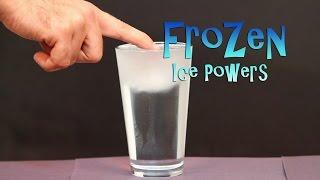 getlinkyoutube.com-Frozen Activities for Ice Powers Just Like Elsa the Snow Queen