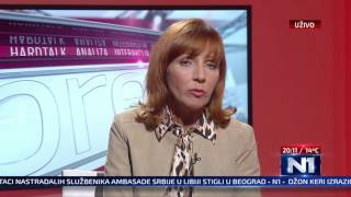 N1 Pressing: Jelena Milić i Boško Obradović