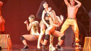 getlinkyoutube.com-Nicki Minaj - Anaconda - Liverpool Echo Arena - April 6th 2015