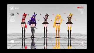 MMD FNaF Dance Compilation!  ^^