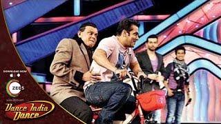 Salman Khan and Mithun Da's Funniest Moment | DID L'il Masters Season 2