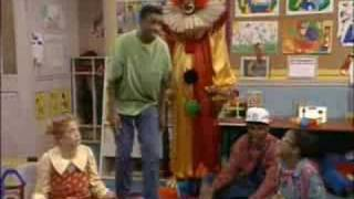 getlinkyoutube.com-Homey D. Clown Goes To School