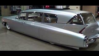 "getlinkyoutube.com-1960 Cadillac Hearse  ""Thunder Taker"""