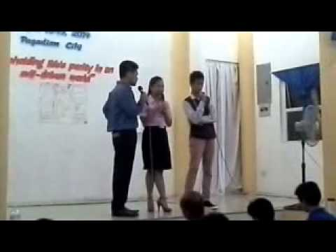 Pagadian Gospel Meeting 2014 trio(Zamboanga City)