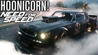 getlinkyoutube.com-DRIFTING THE HOONICORN! | Need for Speed 2015 Gameplay (KEN BLOCK)