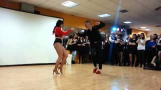 Aarón & Mónica Show Bachata