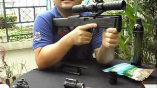 getlinkyoutube.com-Review KWA FPG ปืนจับกบ