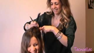 Corte de pelo sin perder el largo de la melena