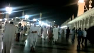 getlinkyoutube.com-2013 07 12 زيارة قبر الرسول محمد صلى الله عليه وعلى واله وصحبه وسلم