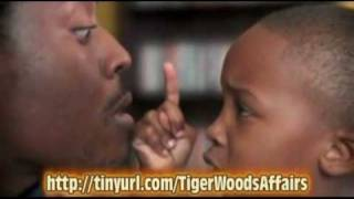 Little Boy Slaps Man for Looking at his mom PLus Tiger Woods secret view on youtube.com tube online.