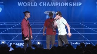 getlinkyoutube.com-NaPoM vs Sh0h - Best 16 - 4th Beatbox Battle World Championship