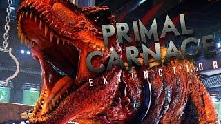 getlinkyoutube.com-Primal Carnage Extinction - DINOSAURS RULE! Part 1 Gameplay