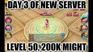 getlinkyoutube.com-Taichi Panda | Level 50 | 200K Might | 3rd Day on New Server!