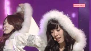 getlinkyoutube.com-My Favorite SNSD 少女時代 Genie @ 091231 MBC 2009 歌謠大慶典