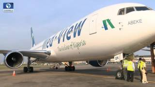 getlinkyoutube.com-Aviation This Week Focuses On Viability Of Nigeria's Airports Pt 2