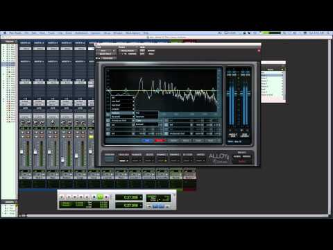 Review Of iZotope Alloy 2 Essential Mixing Tools - Extended Video