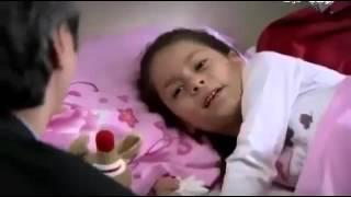 مراد علمدار مع ابنته رهف