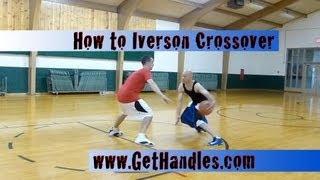 getlinkyoutube.com-How to Allen Iverson Crossover Tutorial - Move On Jordan in Best NBA Highlights Mixes: Ankle Breaker