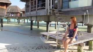 getlinkyoutube.com-Maldives...Homevideo Poy & i HoneymoonTrip