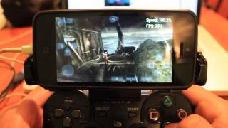 getlinkyoutube.com-God of War en Iphone 5