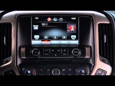 Customizable Features and Technology in the All New GMC Pickup Truck 2014 Sierra Denali