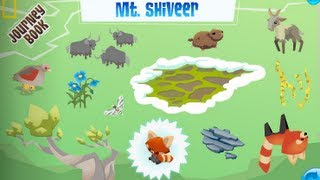 getlinkyoutube.com-Mt. Shiveer - Animal Jam Journey Book Cheat Guide