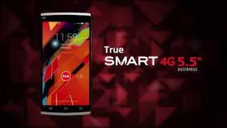"getlinkyoutube.com-True SMART 4G 5.5"" Enterprise จากทรูมูฟ เอช"