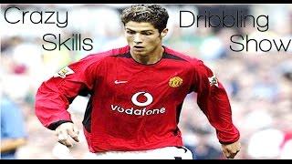 Cristiano Ronaldo / Crazy Skills & Dribbling Show / First season 03-04 / Part 1
