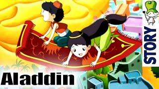getlinkyoutube.com-Aladdin - Bedtime Story (BedtimeStory.TV)