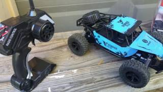 Huajia 1/16 2.4ghz RWD Offroad High Speed RC Car from Banggood.com