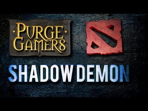Dota 2 Gameplay - Purge Plays Witch Doctor