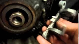 getlinkyoutube.com-Buick V6 DIS Crankshaft Position Sensor Replace - No Removal of Balancer