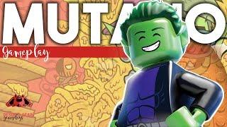 getlinkyoutube.com-Lego Batman 3 | Mutano | RazuchiTV | Desde o Atari