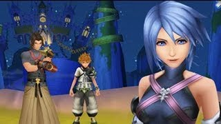 "getlinkyoutube.com-Kingdom Hearts: Birth by Sleep ""The Movie"""