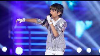 Yo Soy Kids: Justin Bieber cautivó a los presentes interpretando