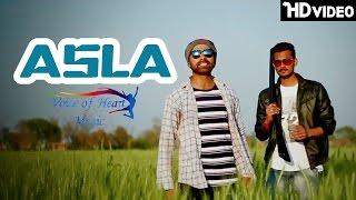 Asla | Latest Haryanvi Songs 2017 | Shubh Panchal | Ash Cruz | Voice of Heart Music