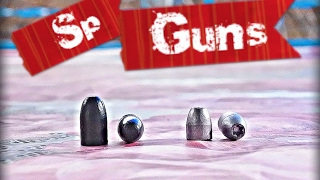 getlinkyoutube.com-Airgun bullets..!! Worth it..??