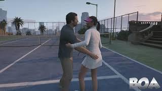 getlinkyoutube.com-GTA 5 Online: Customize Character Glitch! Sexy Woman & Man MOD Players (Grand Theft Auto V Gameplay)