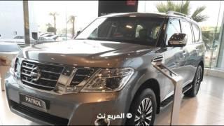 "getlinkyoutube.com-نيسان باترول 2016 المواصفات السعودية ""تقرير واسعار"" جميع الفئات Nissan Patrol"