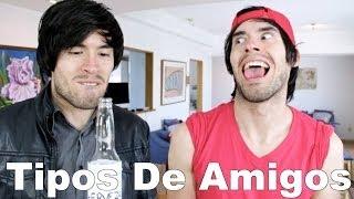 getlinkyoutube.com-Tipos De Amigos | Hola Soy German