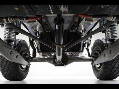 Замена стоковой подвески на подвеску комплектации Orvis на Jeep grand cherokee ZJ.