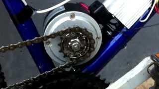 getlinkyoutube.com-Bicicleta Eléctrica Casera