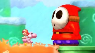 getlinkyoutube.com-Yoshi's New Island (3DS) - Walkthrough Part 1 - World 1